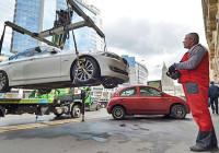 Главные правила, позволяющие избежать эвакуации автомобиля