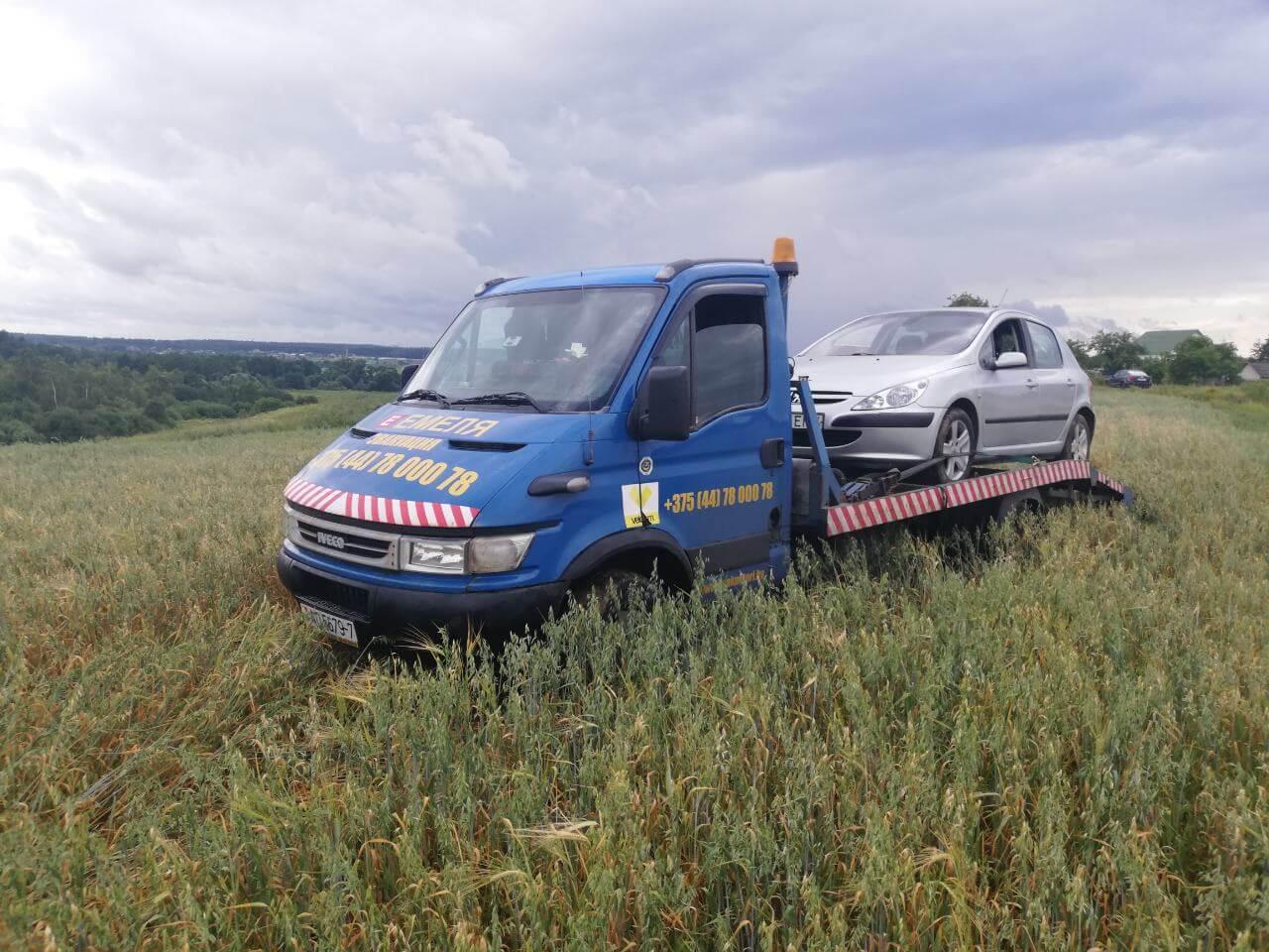 Служба эвакуации автомобилей Емеля