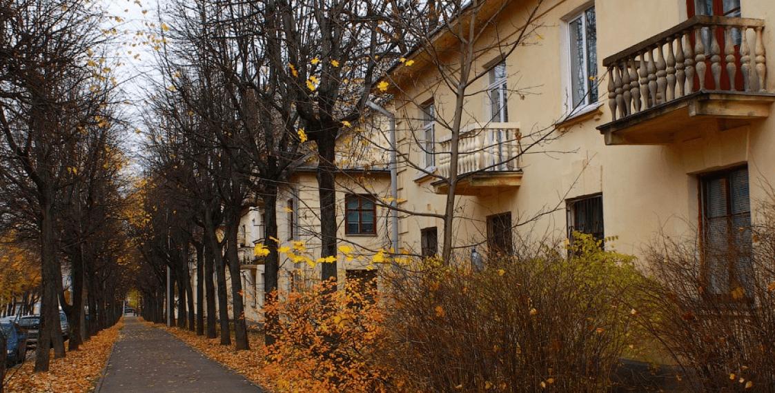 Микрорайон Осмоловка